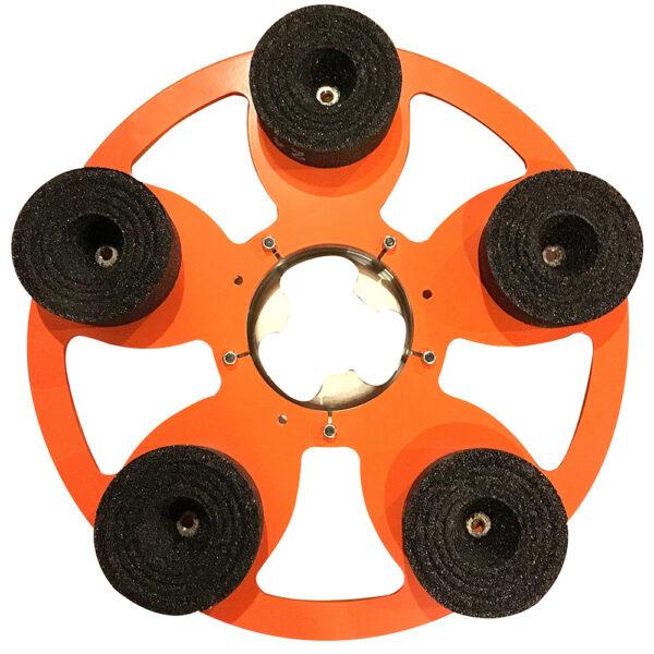 00-302 Drone 5 disk karbondijum